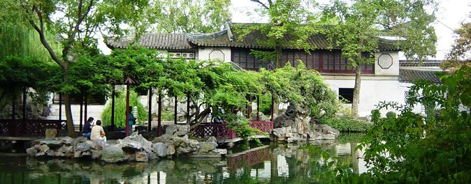 Private Day Tour: Suzhou Garden And Silk Museum From Shanghai