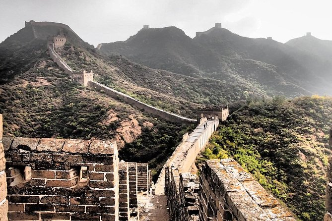 2-Day Beijing Group Tour Including 2 Sections of Great Wall and Ming Tomb