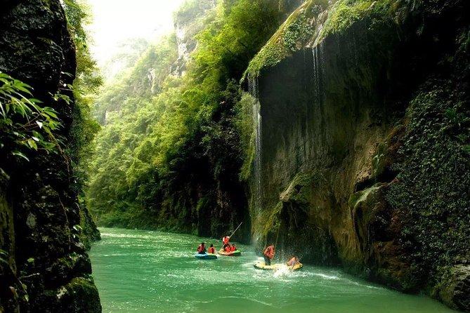 Private Guiyang Day Tour: Hoer Tiankeng And Nanjiang Grand Canyon
