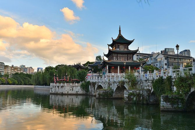 Private Guiyang Day Tour Including Jiaxiu Pavilion And Qingyan Ancient Town