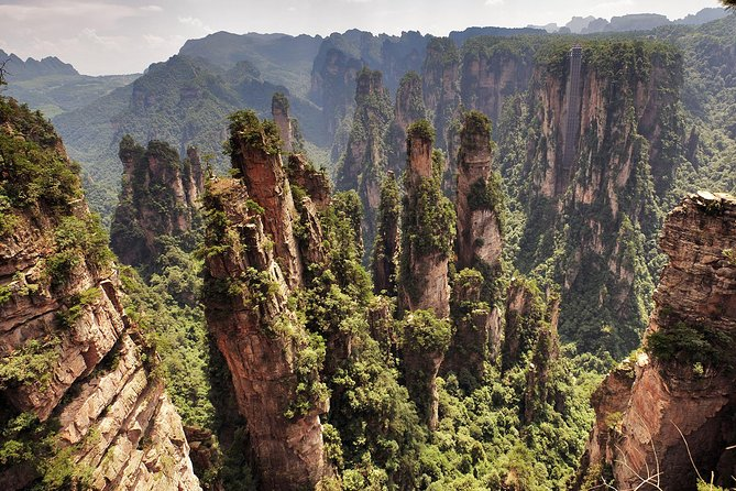 Private Day Trip: Zhangjiajie National Forest Park And Tianzi Mountain