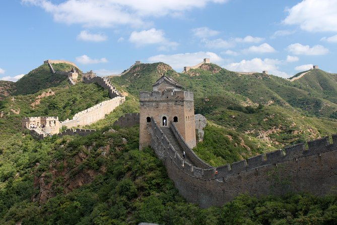 Beijing Group Day Tour To Jinshanling Great Wall Including Lunch