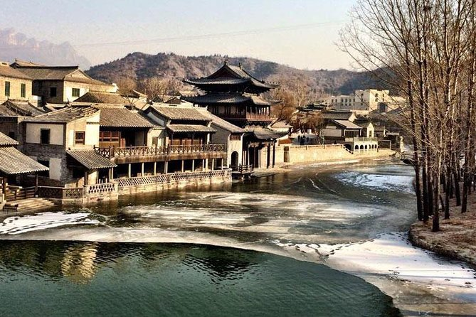 One-Day Private Gubei Water Town and Simatai Great Wall Tour of Beijing