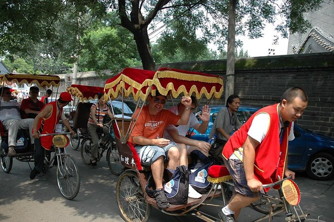 Private Beijing Half Day Tour: Summer Palace And Hutong Rickshaw Tour