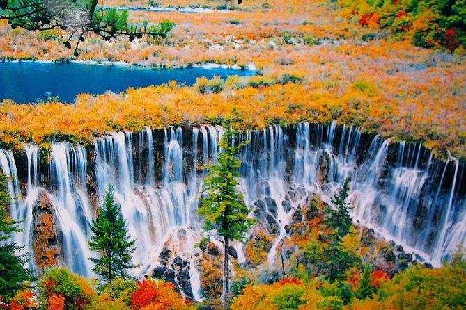 Private 5-Day Amazing Tour: Chengdu And Jiuzhaigou Tour Combo Package