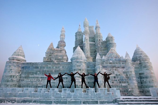 Private City Tour of Harbin in Winter