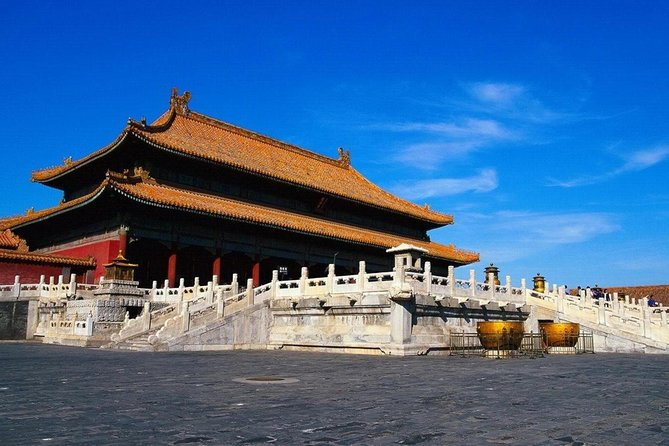3-Hour Private Forbidden City and Jingshan Park Walking Tour