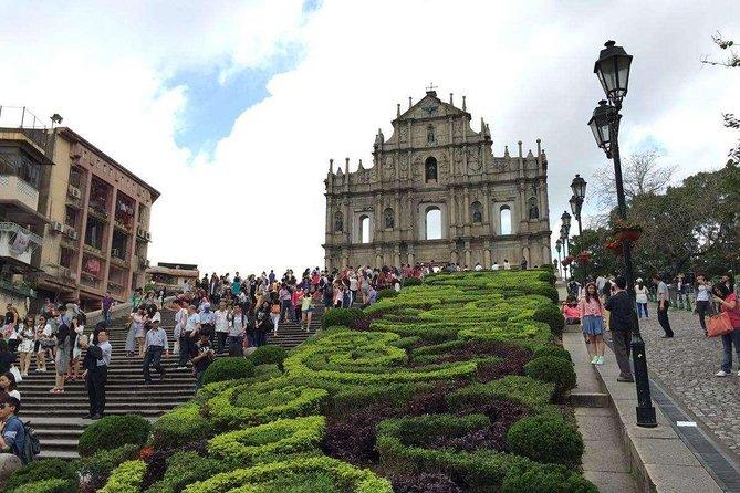 Private One Day Macau Tour