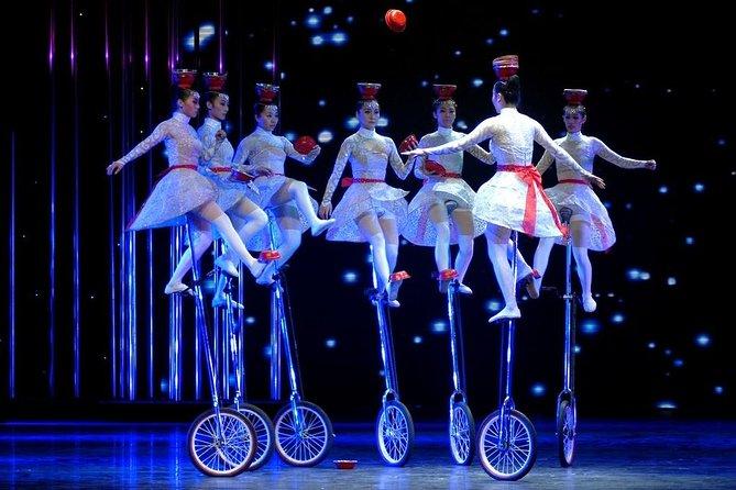 5-Hour Beijing Night Show Tour