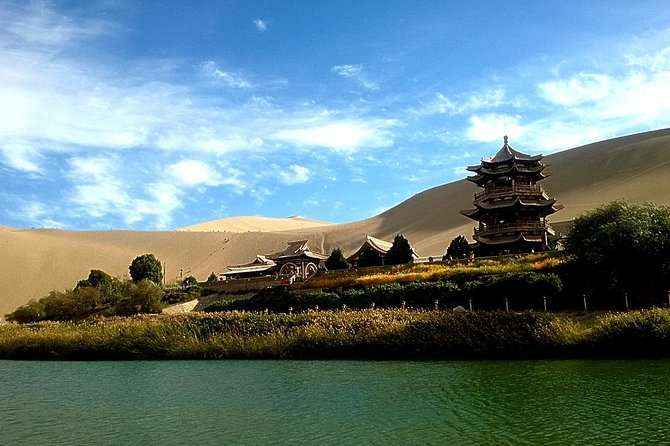 Private 3-Day Silk Road Tour Including Dunhuang And Jiayuguan