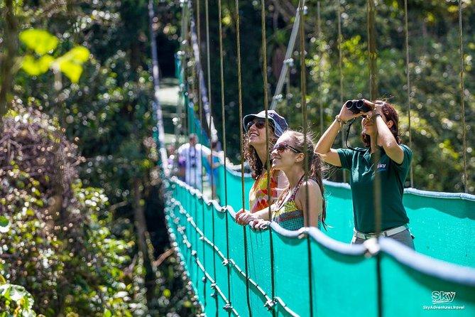 Sky Adventures Park Sky Walk Tour - Monteverde