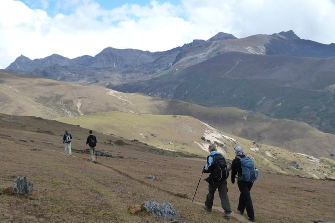 Bhutan Walking Holidays with Bumdra Camping.