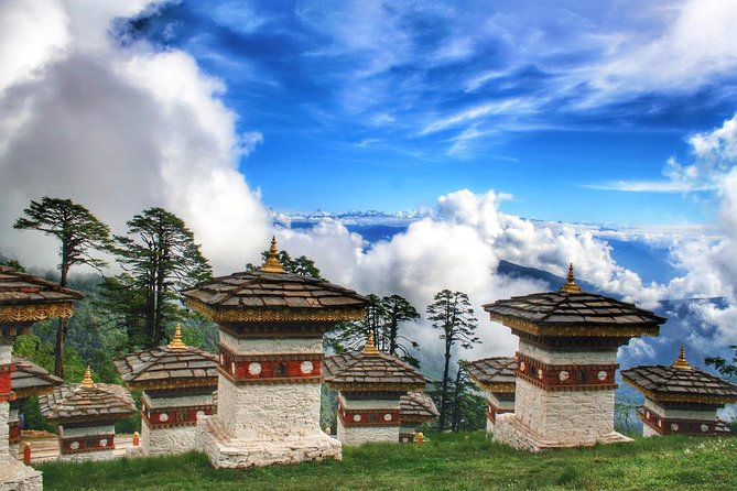 6-Day Tour of Dragon Kingdom From Paro