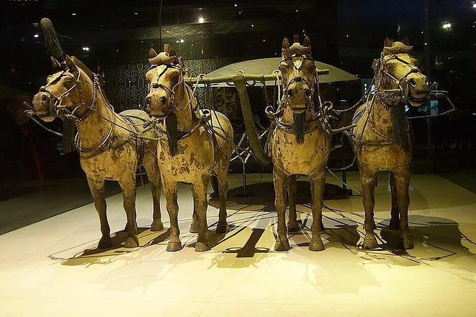 Xi'an Private Tour: Terracotta Warriors and Banpo Museum