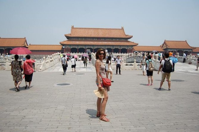 Private Day of Tiananmen Square, Forbidden City And Mutianyu Great Wall
