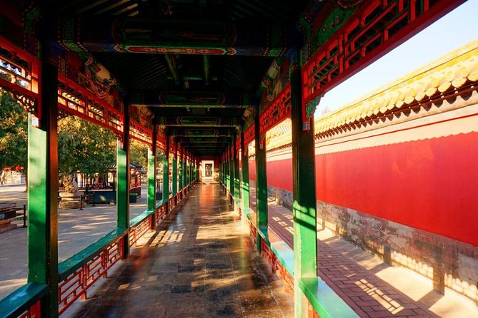 Half Day in Beijing: Summer Palace and Boat Riding on Kunming Lake