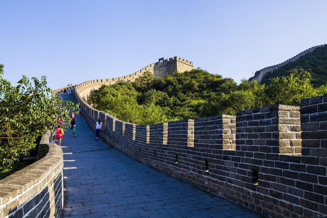 From Beijing: Ming Tombs and Badaling Great Wall Day Tour