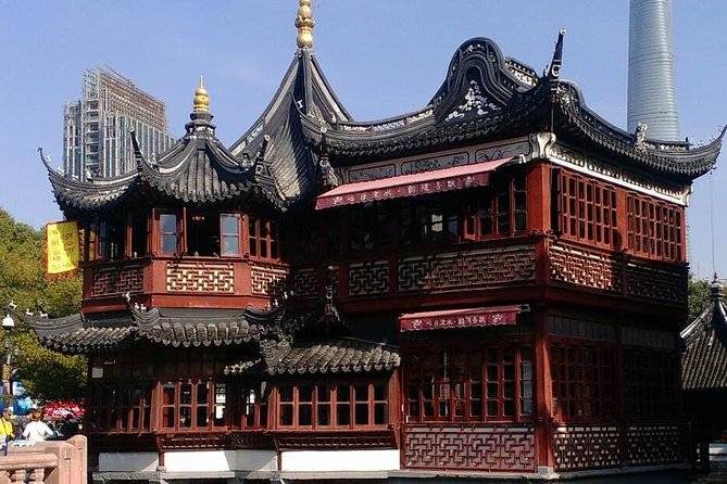 Shanghai City Sightseeing Tour Including the Bund and Yuyuan Garden