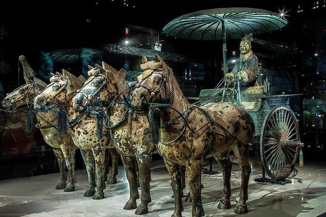 Coach Day Tour of Terracotta Warriors and Banpo Museum