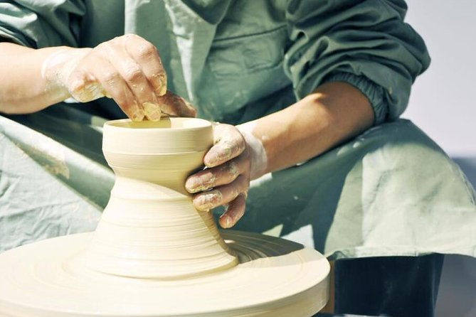 4-Hour Trip of Big Wild Goose Pagoda and Pottery Making Class In Xi'an
