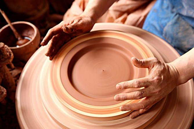 Full-Day Xi'an Highlight Tour with Pottery Making Class