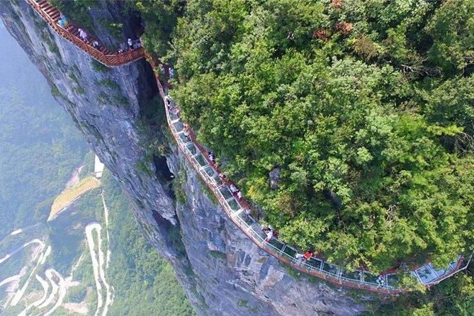 Zhangjiajie Private Trip of Tianmen Mountain Sky Walk and Tujia Custom