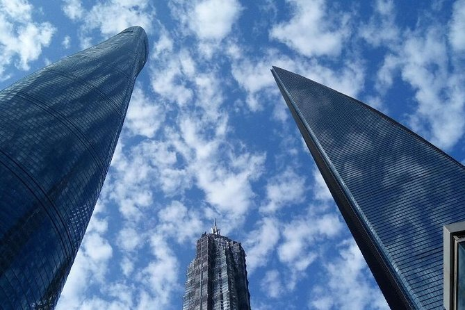 Half-Day Private Tour of Shanghai World Financial Center and French Concession