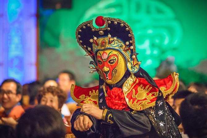 Skip the Line: Best Sichuan Opera Show in Chengdu Ticket