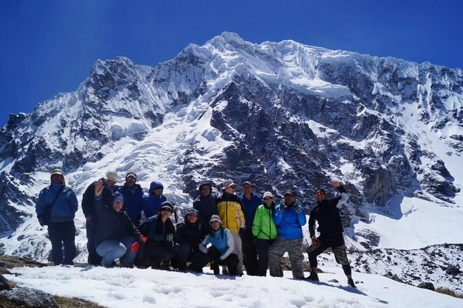 Salkantay Trek to Machu Picchu: 5-Day Tour or 4-Day