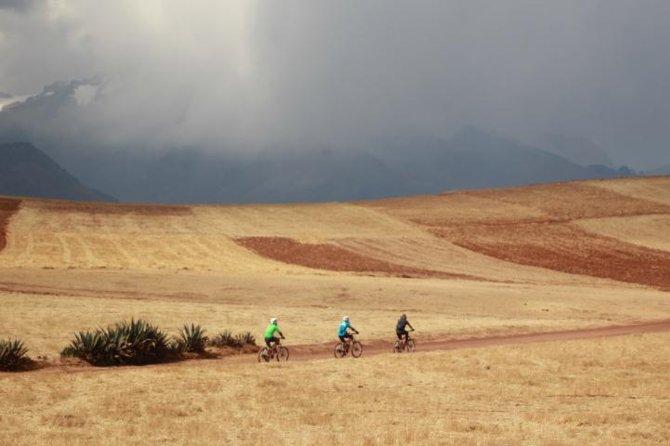 Halve dag fietstour door Maras en Moray vanuit Cusco