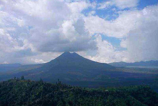 Tour de la vista del volcán Kintamani