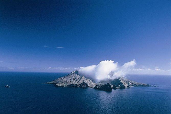 White Island Volcano Helicopter Flight from Tauranga