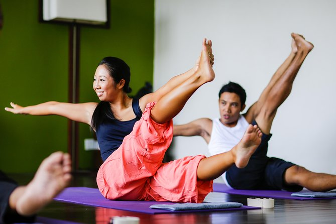 Yin Yoga and Massage Therapy Package & 2 Course Meal with Free Airport Transfer