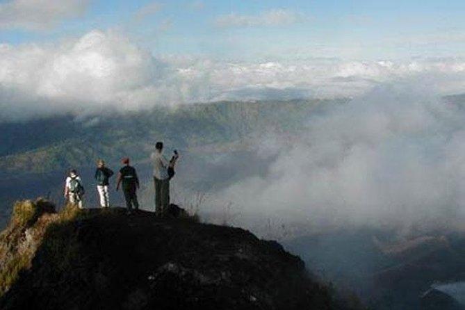 Mount Batur Trekking with Amazing Sunrise on Top