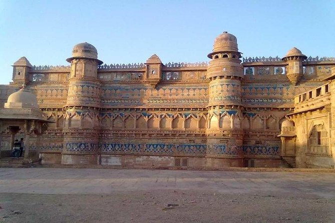 Full Day Private Tour Gwalior