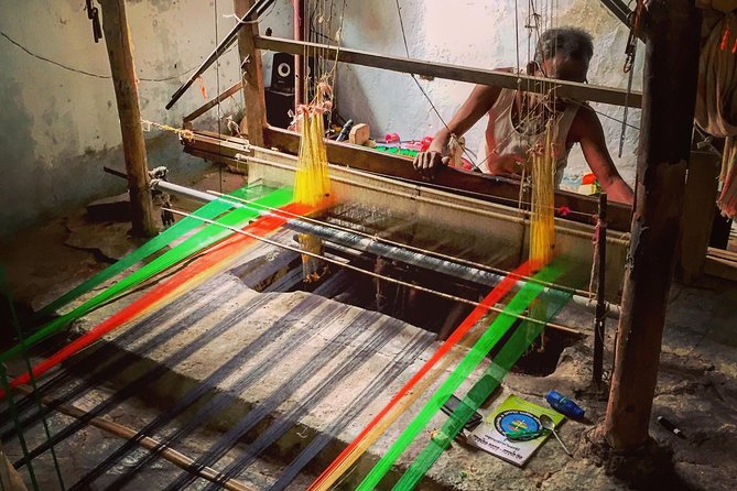 Private Tour - Day Trip Textile Village Pochampally - Hyderabad