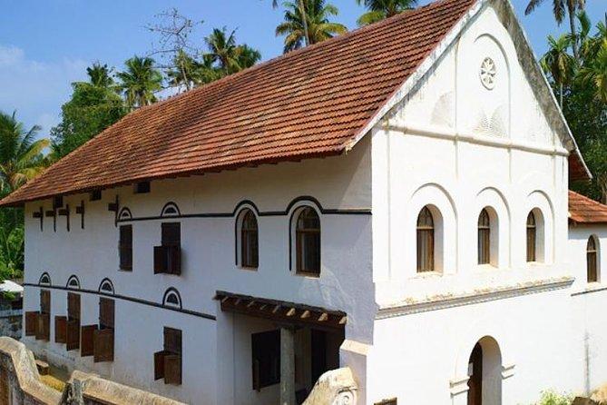 Tour Privado: Museo del Patrimonio Muziris de día completo en Kochi