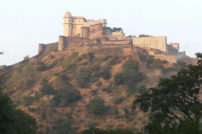ウダイプールからのクンバルガル砦のプライベート全日ツアー