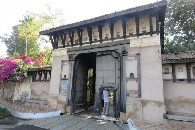 Privat hel dagstur i Ahmedabad med Calico Museum och Gandhi Ashram