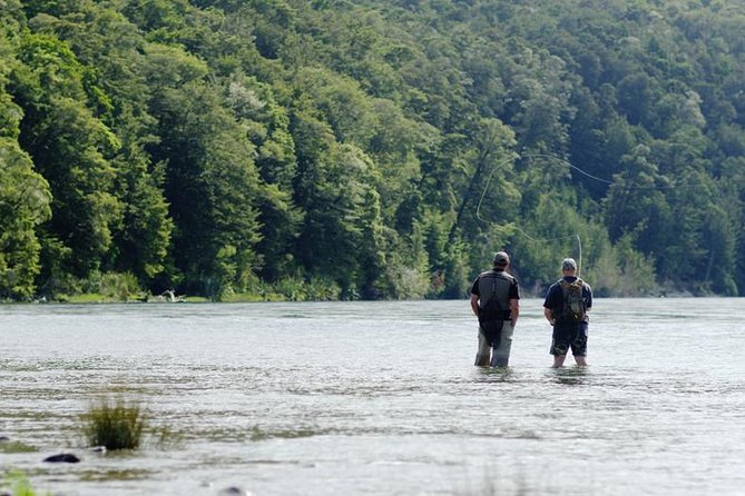 Full-Day Fly Fishing in Fiordland