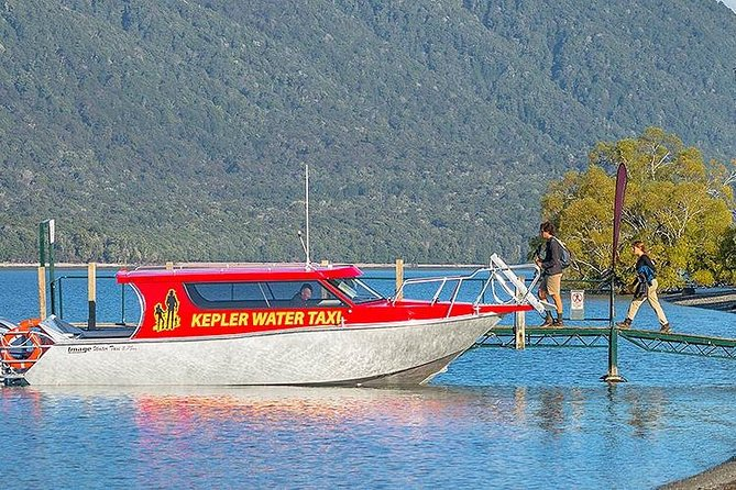 Kepler Track Water Taxi