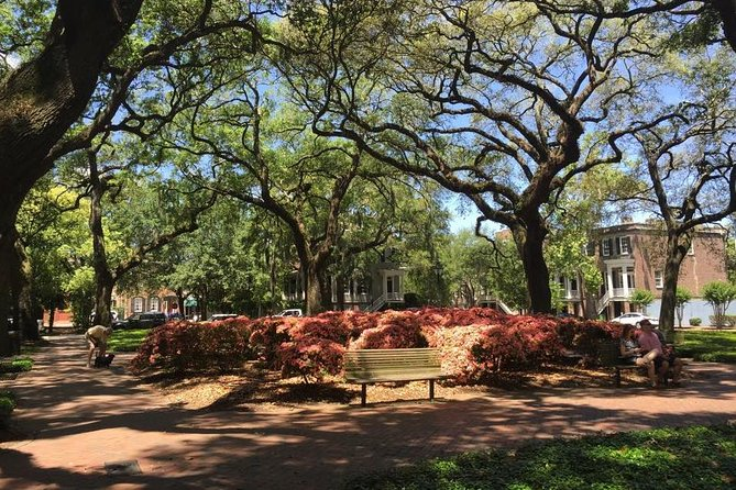 Savannah Historic District Walking Tour