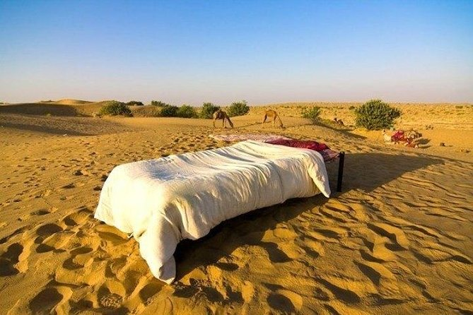 Night Stay In Desert Jaisalmer