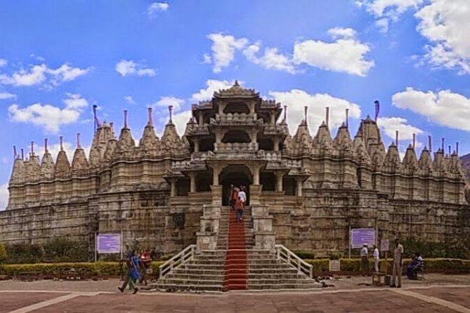 Private Transfer From Jodhpur To Udaipur Via Ranakpur Jain Temple