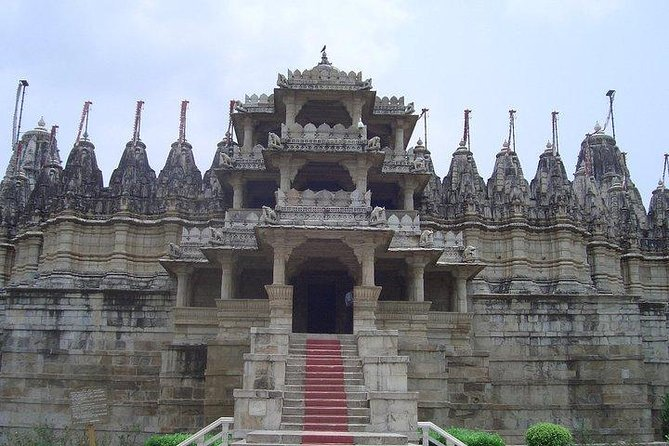 Jain Temple Full Day Tour From Jaisalmer To Udaipur