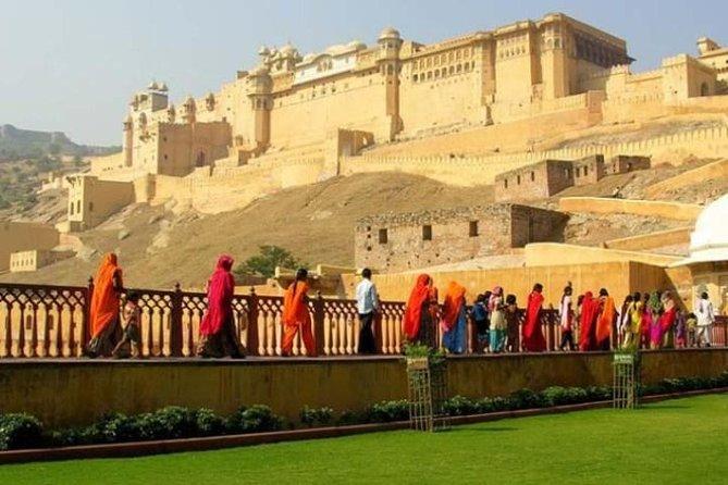 Private Tour: Jaipur City Sightseeing Tour
