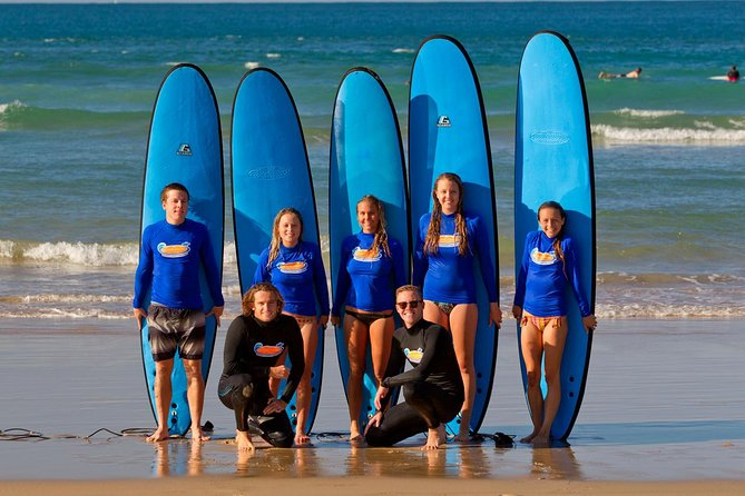 Learn to Surf at Broadbeach on the Gold Coast