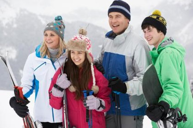 Ski rentals delivered right to you!