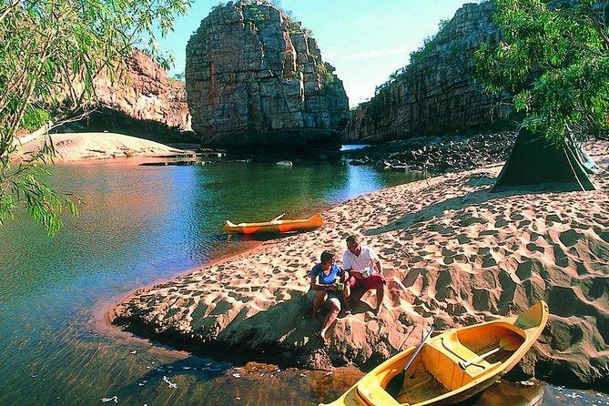 Nitmiluk (Katherine) Gorge Canoe Adventure Tours