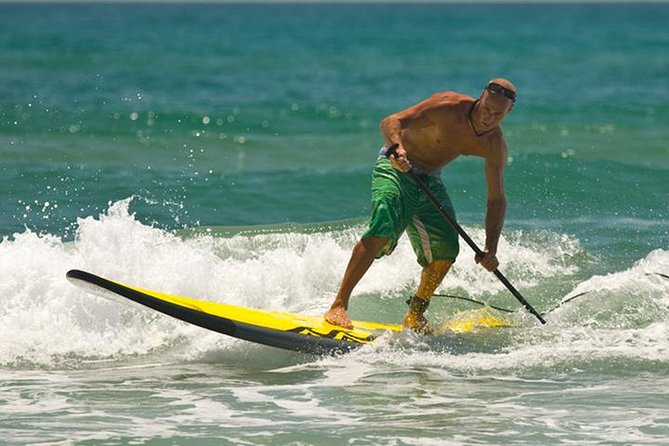 Stand Up Paddle Boarding on South Padre Island